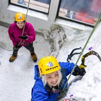 An intro to Indoor Ice Climbing [20 off]
