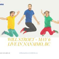 Will Stroet Live in Nanaimo