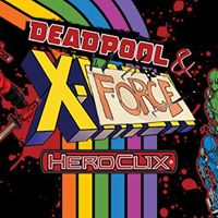 Deadpool &amp X-Force Prerelease