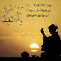 VB Graad 3Master Usui Reiki Ryh cursusinwijding door Marlon