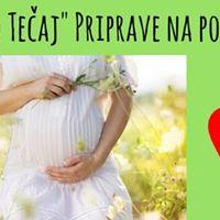 Vikend priprave na porod za nosenice in partnerje
