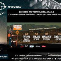 Excurso Trip Fest em So Paulo-Saindo de Uberlandia e Uberaba