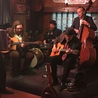 The Hot Club of Los Angeles swings Monday night