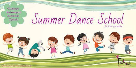 Summer Dance School  Kids 05-12