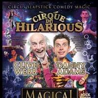 Cirque Du Hilarious - Tynemouth