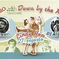 LindyHop Down by the River Side 2 dj e doppio divertimento.
