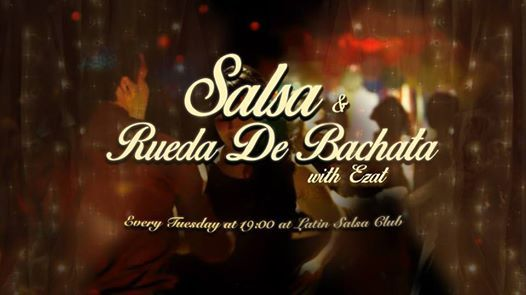 Salsa For Beginners 12. Bachata All Level&Social Dancing