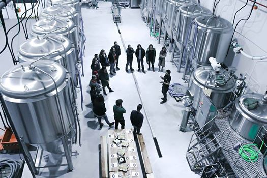 Learn About Our Equipment at Tibidabo Brewing