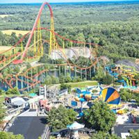 Potomac Conference Youth Fun Day at Kings Dominion