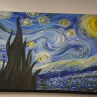 Artistic EscapesStarry Night