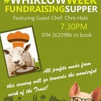 Whirlow Week Fundraising Supper Feat. Guest Chef Chris Hale