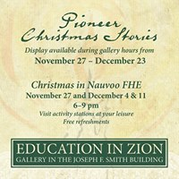 Christmas in Nauvoo