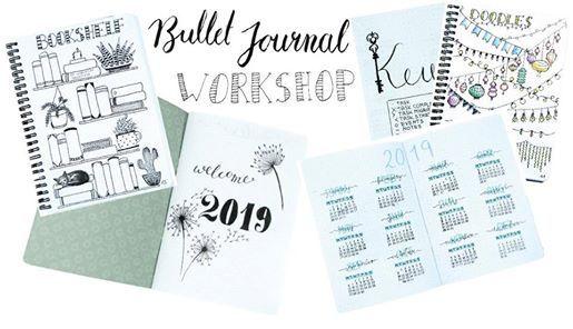 Bullet Journal Workshop