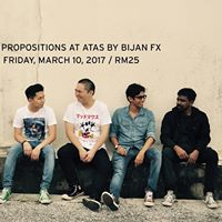 The Propositions at ATAS by Bijan Fx