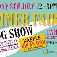 Mandevilles Summer Fair &amp Dog Show