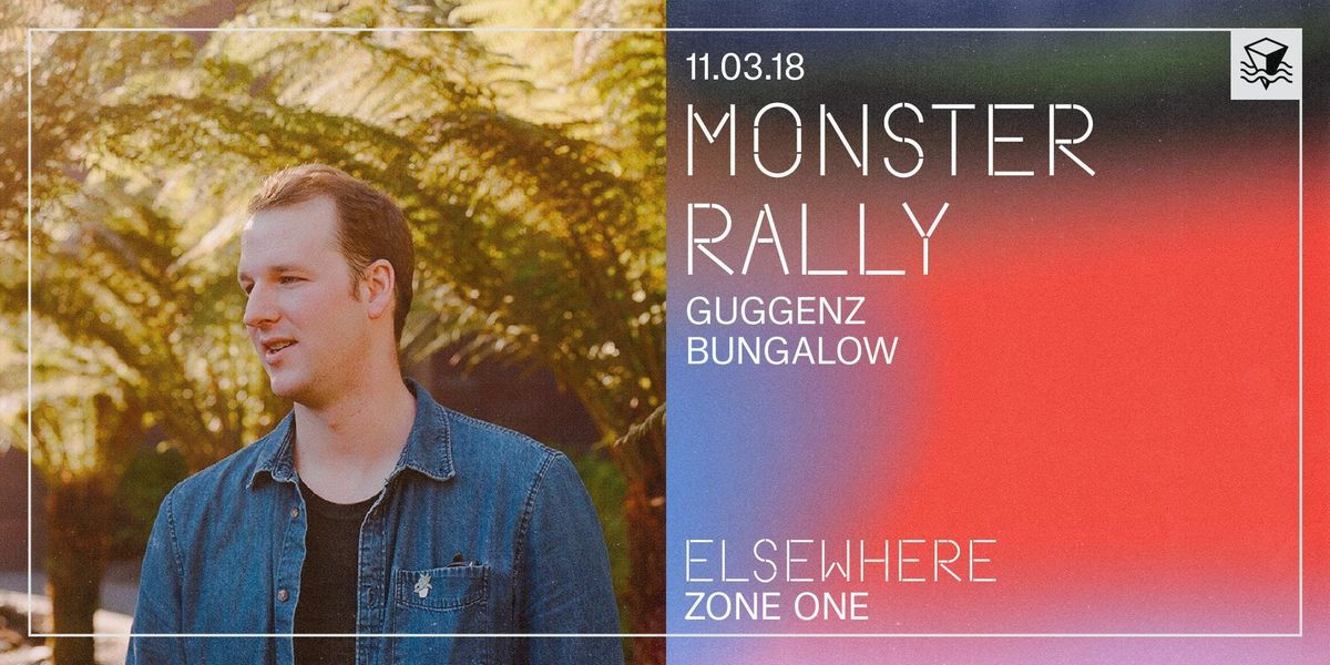 Monster Rally  Elsewhere (Zone One)