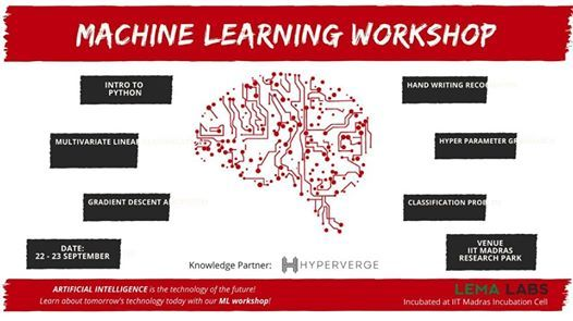 Machine Learning Workshop - Lema Labs
