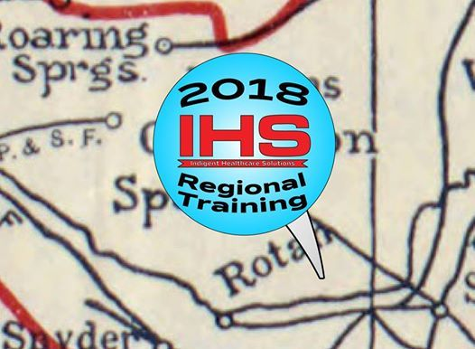 2018 IHS Regional Training Workshop - Laredo