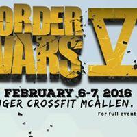 Ranger CrossFit presents Border Wars VII