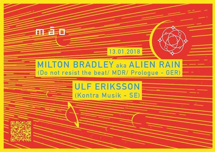 Interstellar x Mao feat. Milton Bradley & Ulf Eriksson