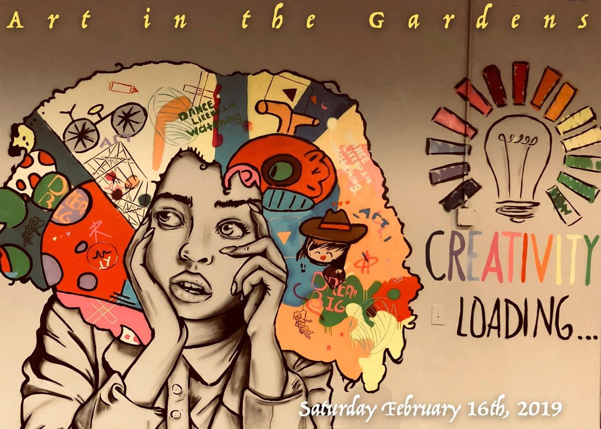 4th Annual Art in the Gardens - Competition and Exhibition 2019