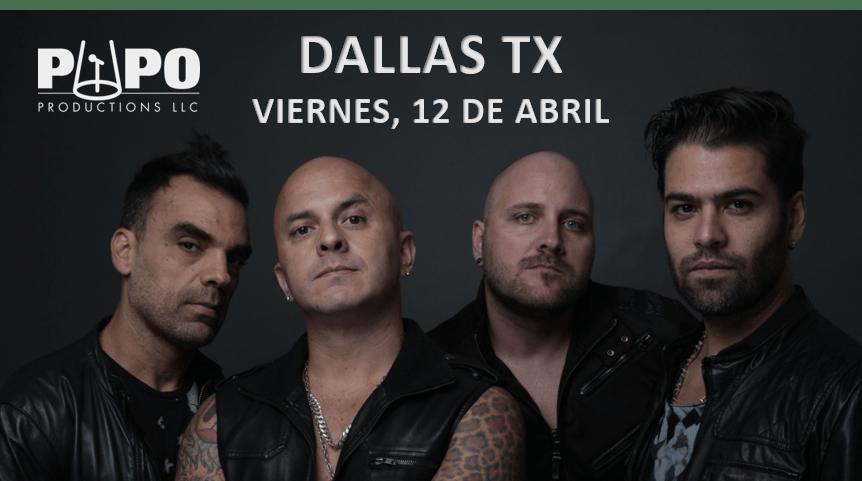 CARAMELOS DE CIANURO - DALLAS TX - EXCESO TOUR