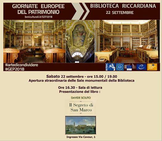 Il Segreto di San Marco a Palazzo Medici Riccardi