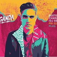 Propaganda  Busteds Charlie Simpson DJ Set