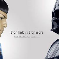Star Wars(ravers)VS Star Trek(ravers)