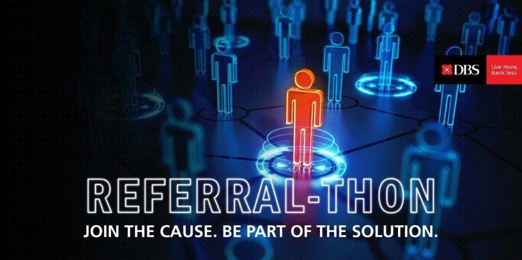 DBS Referral-Thon (28th August 2018)