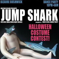 Jump Shark- Halloween edition