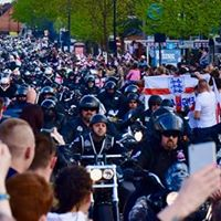 Worlds Largest Unofficial St Georges Day Parade 2018
