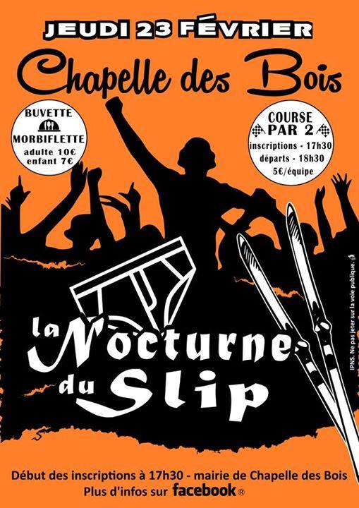 Nocturne du Slip 2017