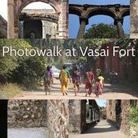 ShutterSpot Photowalk at Vasai Fort On 30th April 2017
