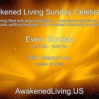Sunday Celebration wSpeaker TJ Woodward and Musician Amitabhan
