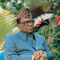 Meet Up fanw Mobutu Sese Seko Kuku Ngbendu wa za Banga