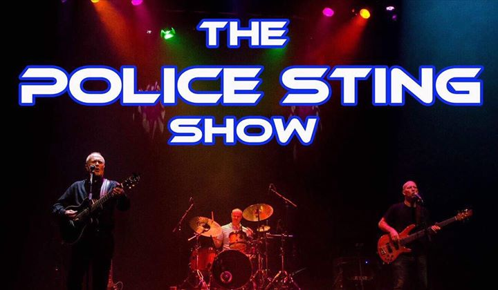 The Police Sting Show in concertLochgelly