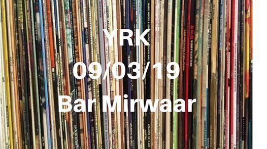 YRK - Bar Mirwaar