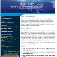 Ieee-Step Coimbatore Hub POCO