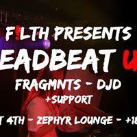 FLTH Presents Deadbeat UK