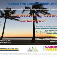 Celebration of Carers Sundowner