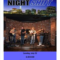 Guilford Parks and Recreation - Night Shift - Concert on Green