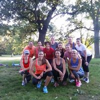 Outdoor Bootcamp with Sue Parke