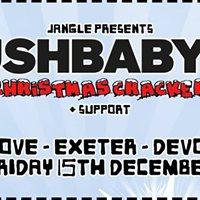 Jangle Christmas Cracker Bushbaby  support