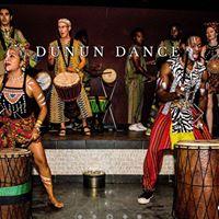 Dunun Dance Workshop