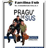 Concert Pragu de SusKarolina Pub