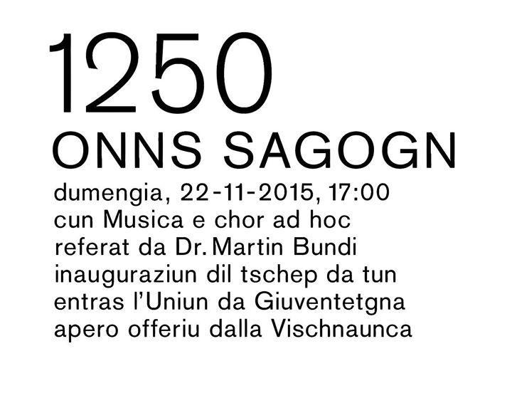 1250 onns Sagogn