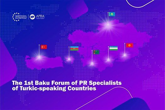 1st Baku Forum of PR Specialists of Turkic-speaking Countries