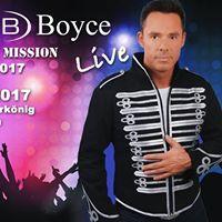 Benjamin Boyce - Live in Essen