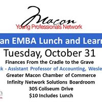 Young Professionals Network Lunch and Learn Wesleyan EMBA Series